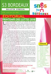 Bulletin académique n°214